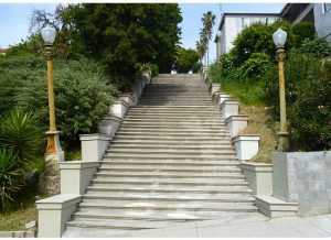 Laveta Terrace Stairway